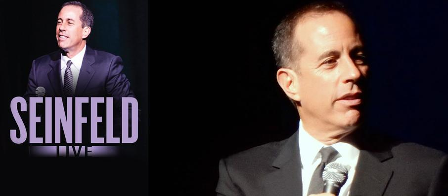 Jerry Seinfeld at Fabulous Fox Theatre