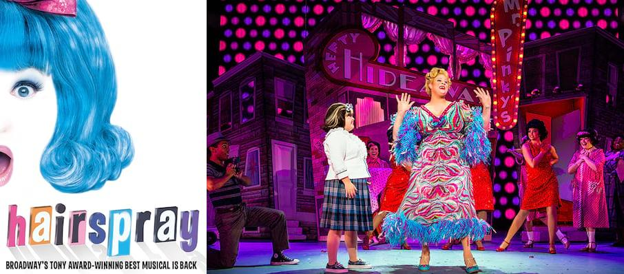 Hairspray at Fabulous Fox Theatre