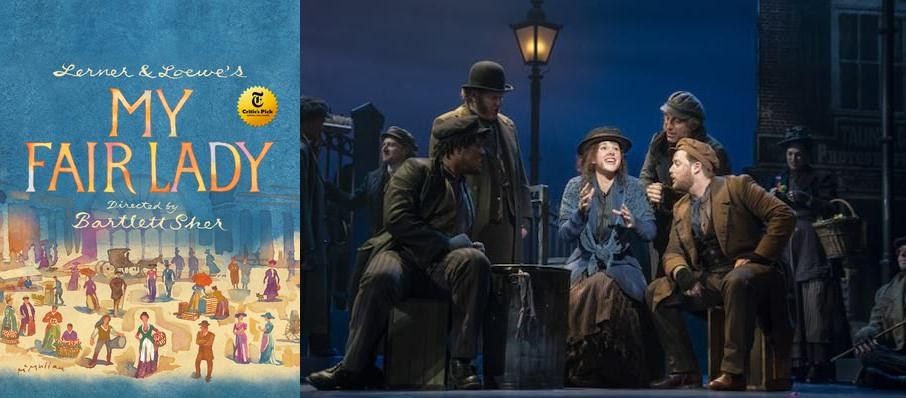 My Fair Lady at Fabulous Fox Theatre
