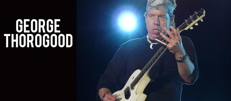 George Thorogood at River City Casino