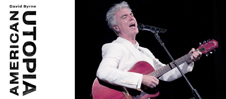 David Byrne at Peabody Opera House