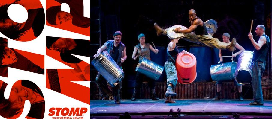 Stomp at Fabulous Fox Theatre