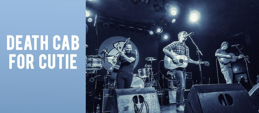 Death Cab For Cutie at Stifel Theatre