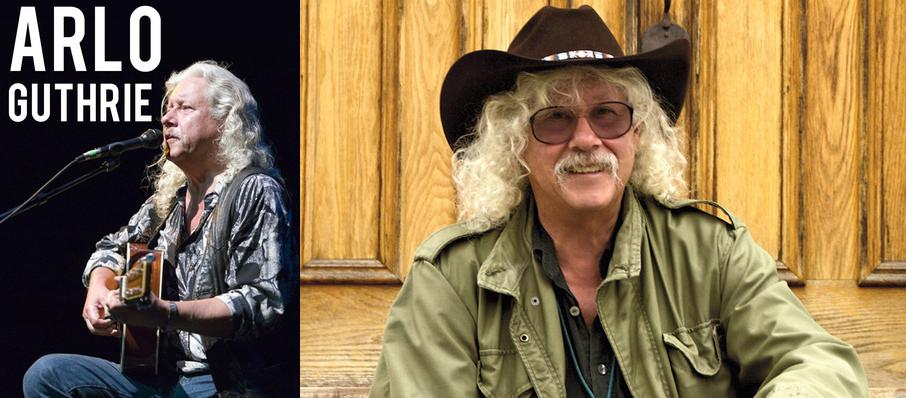 Arlo Guthrie at Touhill Performing Arts Center