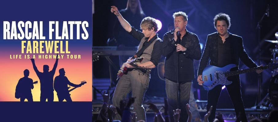 Rascal Flatts at Hollywood Casino Amphitheatre