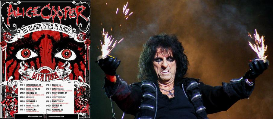 Alice Cooper at Hollywood Casino Amphitheatre
