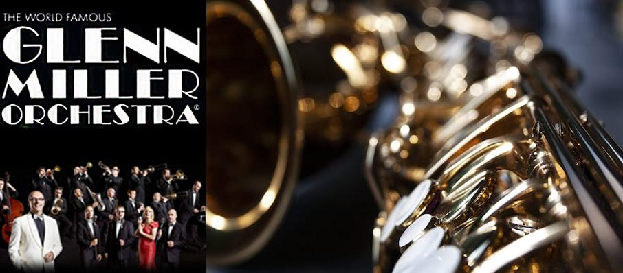 Glenn Miller Orchestra at Sheldon Concert Hall