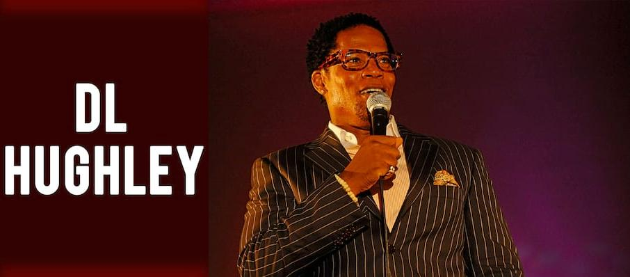 DL Hughley at Helium Comedy Club - St. Louis