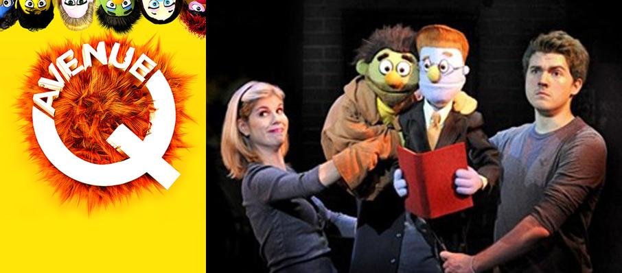 Avenue Q at The Playhouse