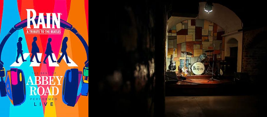 Rain - A Tribute to the Beatles at Fabulous Fox Theatre