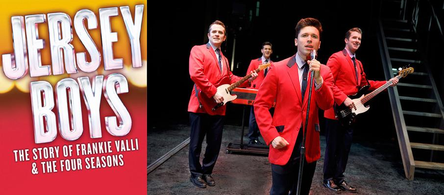 Jersey Boys at Fabulous Fox Theatre