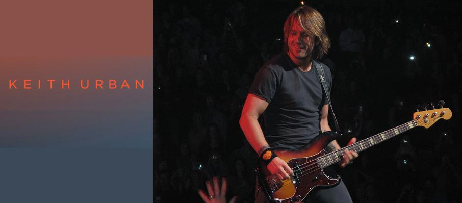Keith Urban at Hollywood Casino Amphitheatre