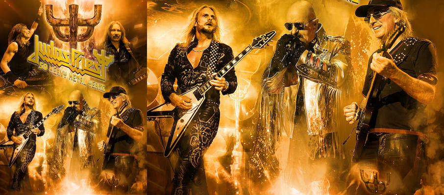 Judas Priest at Stifel Theatre