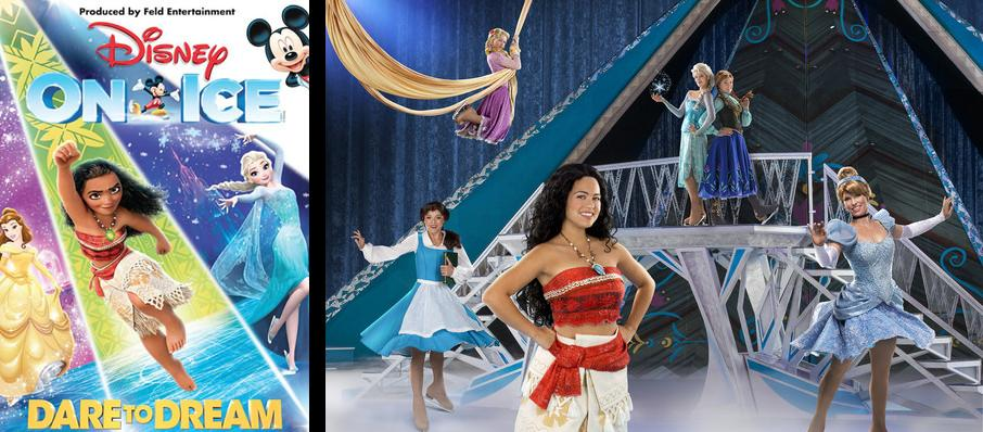 Disney On Ice: Dare To Dream at Chaifetz Arena