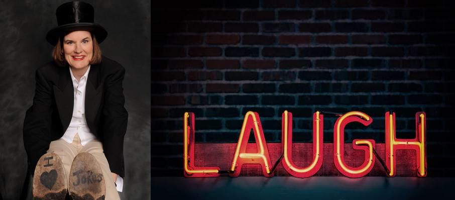 Paula Poundstone at Sheldon Concert Hall
