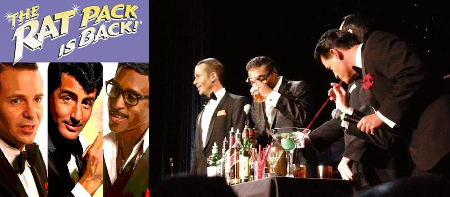 The Rat Pack Is Back at Fabulous Fox Theatre