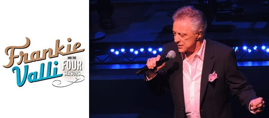 Frankie Valli & The Four Seasons at Stifel Theatre