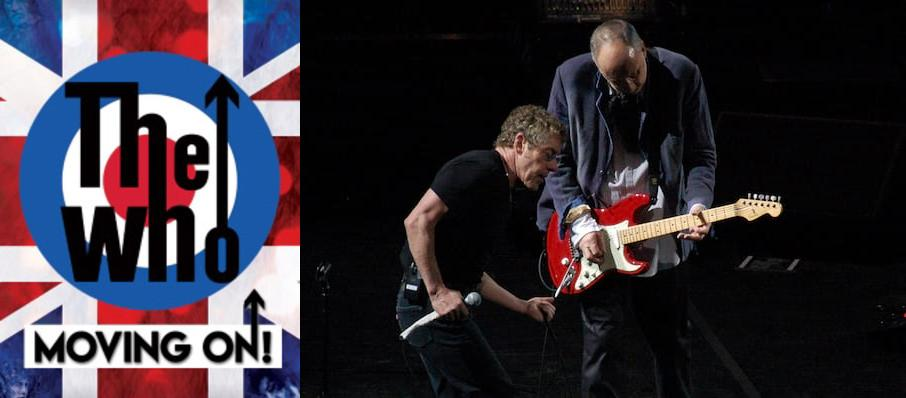 The Who at Hollywood Casino Amphitheatre