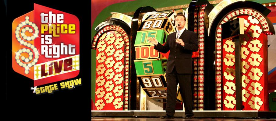 The Price Is Right - Live Stage Show at Family Arena
