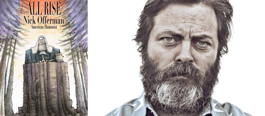 Nick Offerman at Stifel Theatre