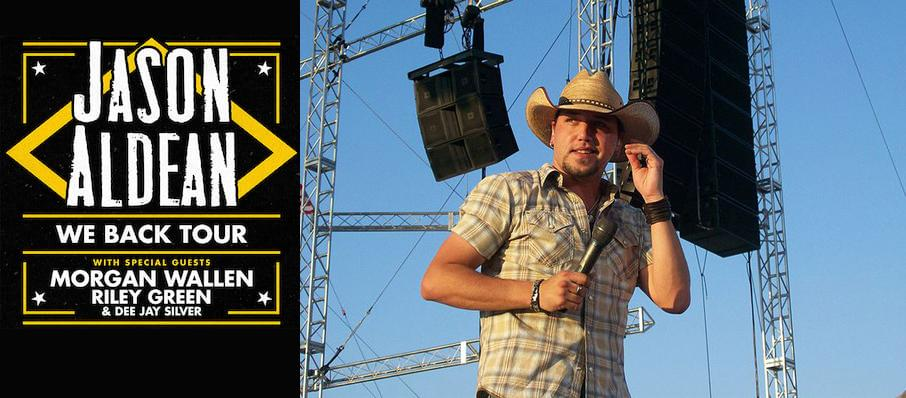 Jason Aldean at Hollywood Casino Amphitheatre
