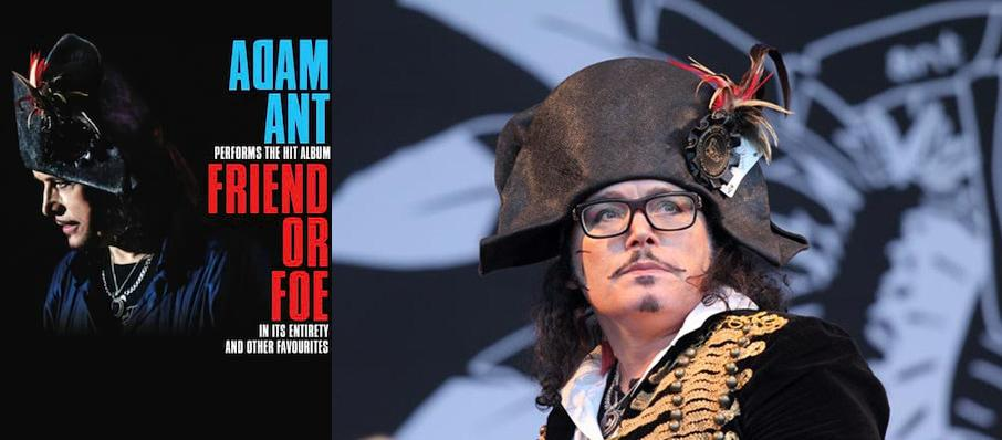 Adam Ant at The Pageant