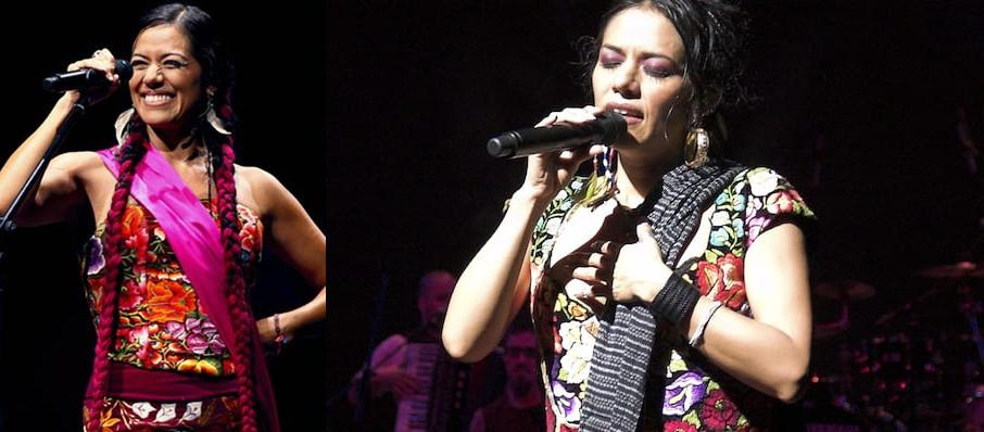 Lila Downs at Sheldon Concert Hall