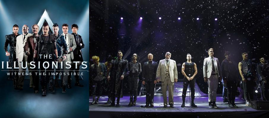 The Illusionists at Fabulous Fox Theatre