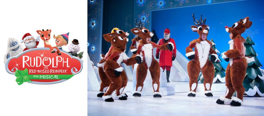 Rudolph the Red-Nosed Reindeer at Fabulous Fox Theatre