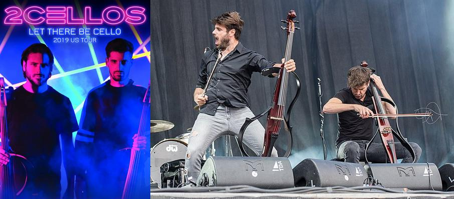 2Cellos at Fabulous Fox Theatre