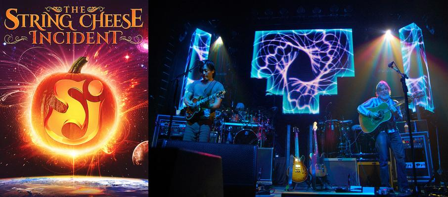 The String Cheese Incident at Fabulous Fox Theatre