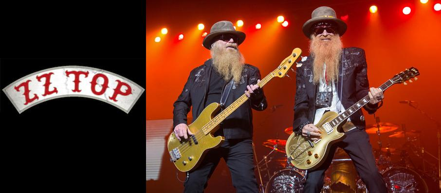 ZZ Top at Hollywood Casino Amphitheatre