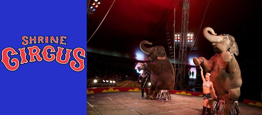 Shrine Circus at Family Arena