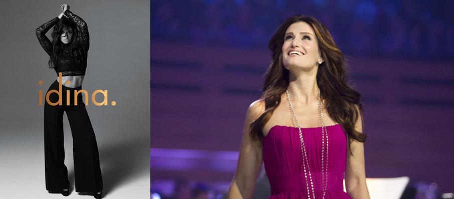 Idina Menzel at Fabulous Fox Theatre