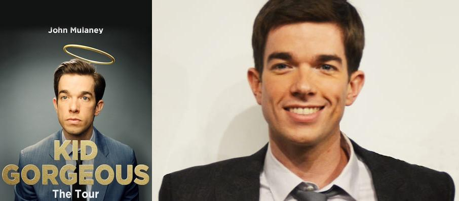 John Mulaney at Peabody Opera House