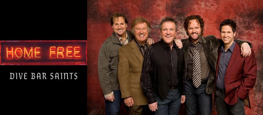 Home Free Vocal Band at Touhill Performing Arts Center