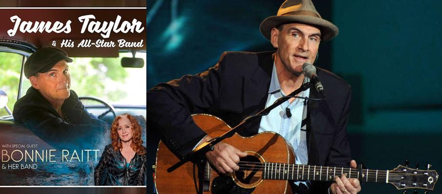 James Taylor & Bonnie Raitt at Scottrade Center