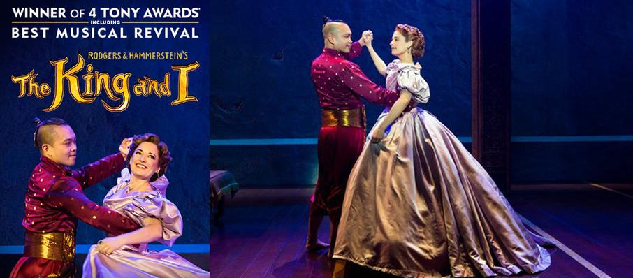 Rodgers & Hammerstein's The King and I at Fabulous Fox Theatre
