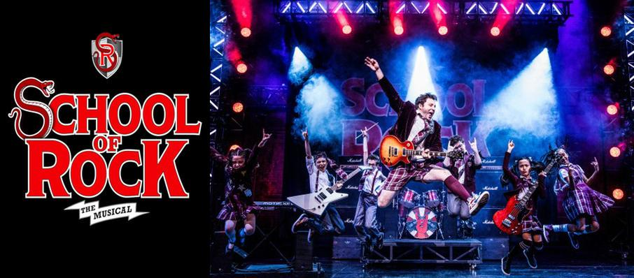 School of Rock at Fabulous Fox Theatre