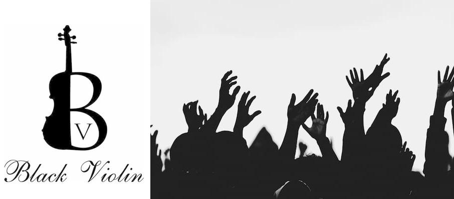 Black Violin at Sheldon Concert Hall