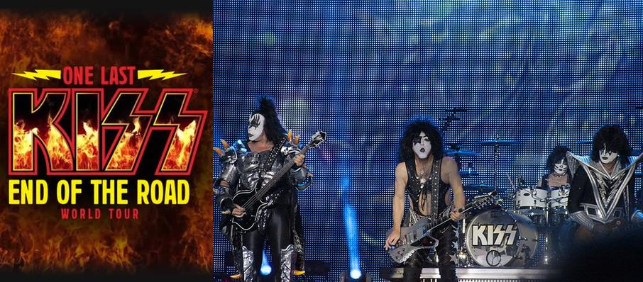 KISS at Hollywood Casino Amphitheatre