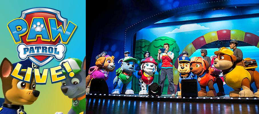 Paw Patrol at Show Me Center