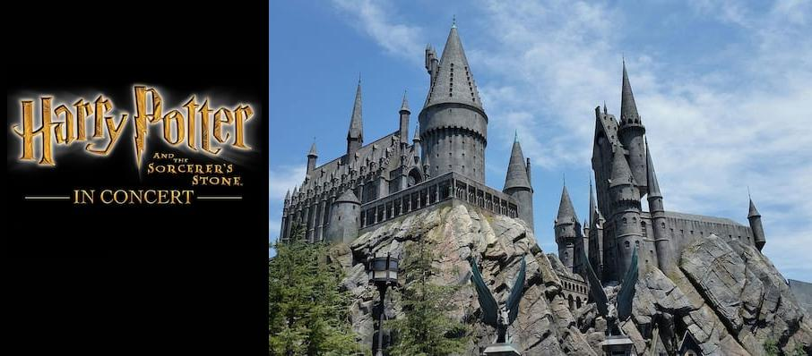 Harry Potter and The Sorcerer's Stone at Powell Symphony Hall
