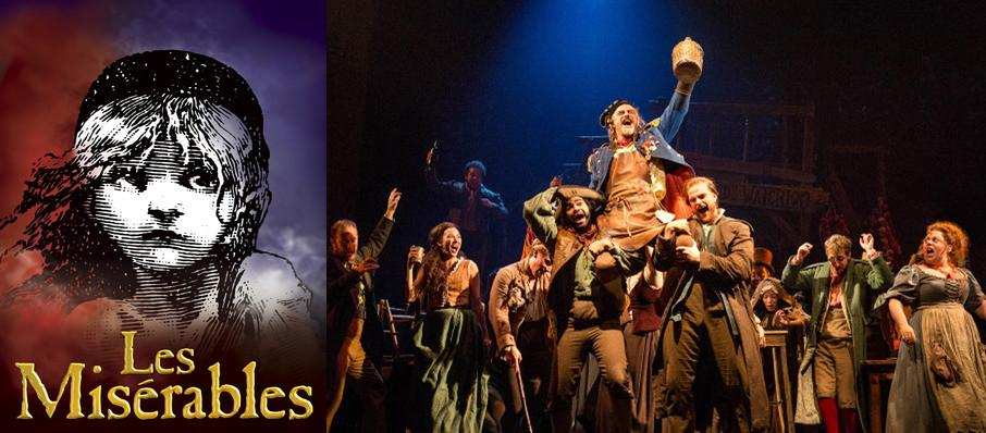 Les Miserables at Fabulous Fox Theatre