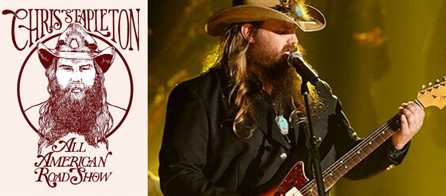 Chris Stapleton at Hollywood Casino Amphitheatre