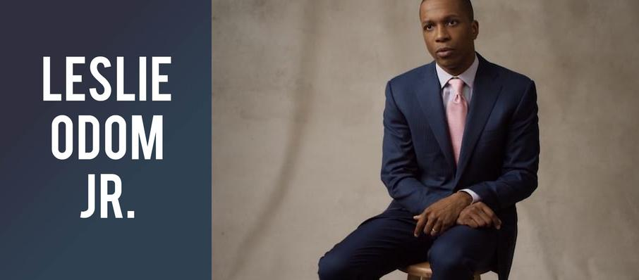 Leslie Odom Jr. at Powell Symphony Hall
