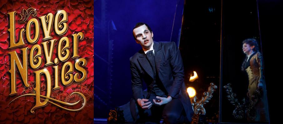 Love Never Dies at Fabulous Fox Theatre