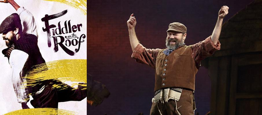 Fiddler on the Roof at Fabulous Fox Theatre