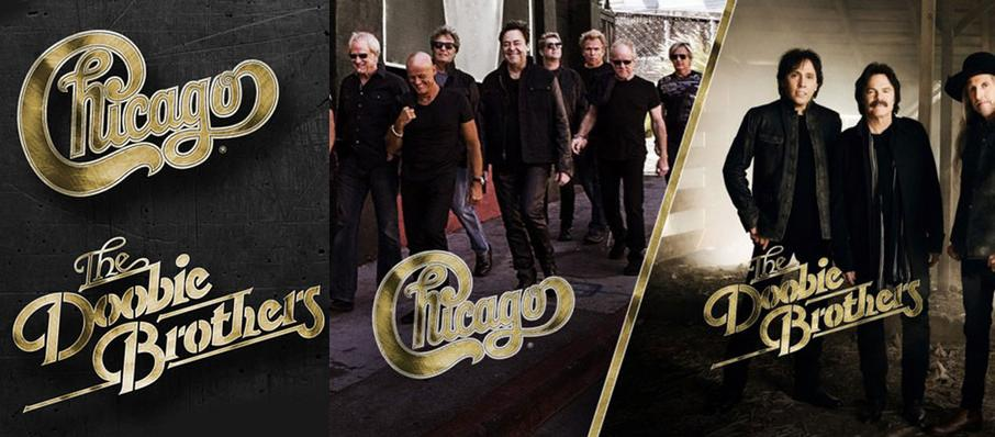 Chicago and the Doobie Brothers at Hollywood Casino Amphitheatre