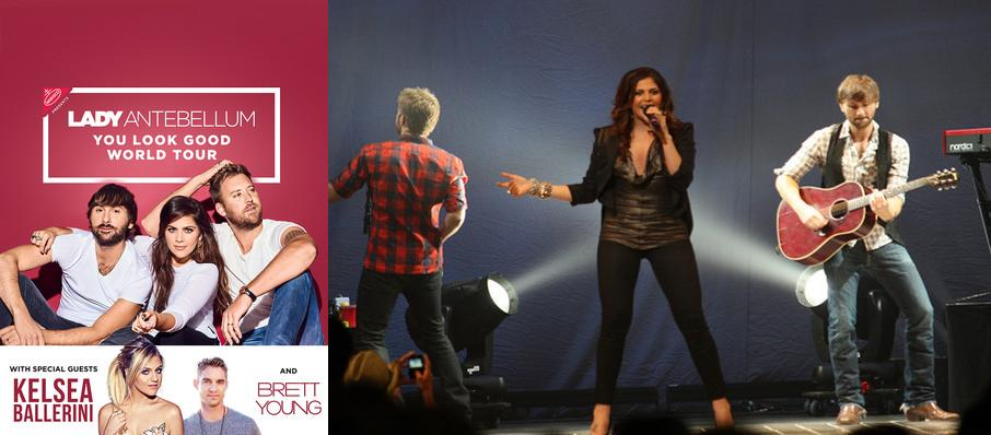 Lady Antebellum with Kelsea Ballerini at Hollywood Casino Amphitheatre